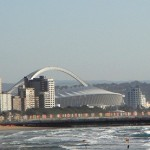 The city of Durban, South Africa
