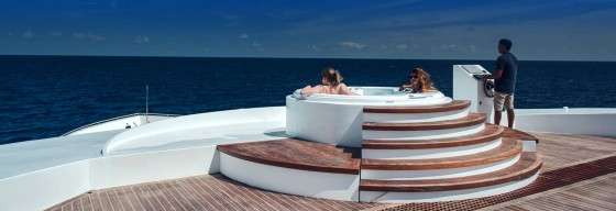 Maldives Liveaboard Dive & SPA
