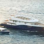 The Maldives liveaboard vessel