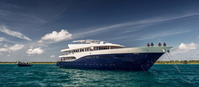 The Maldivian liveaboard diving holiday