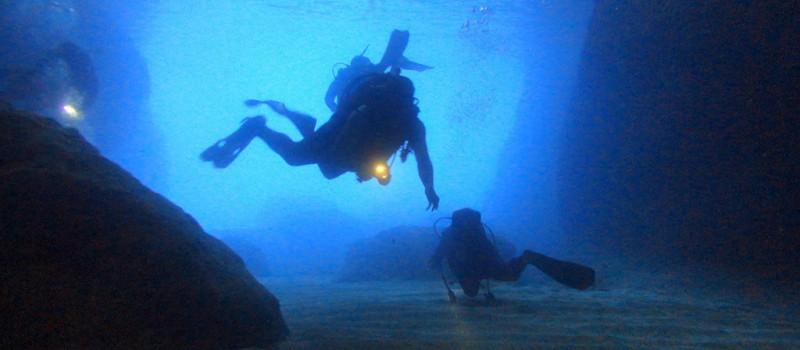 Santa Maria Caves in Comino - Photo credit: Matthew Sammut