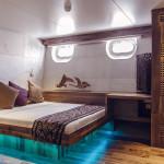 Seastar Cabin