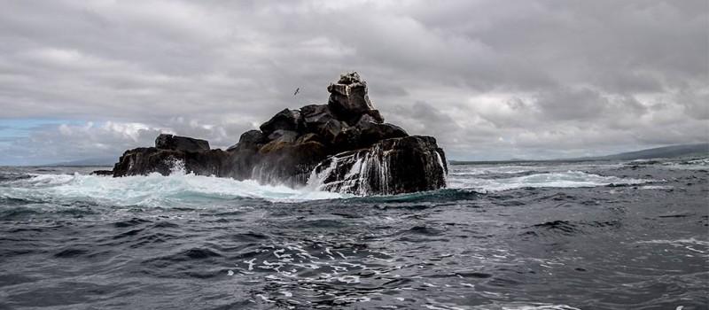 Union Rock in Galapagos